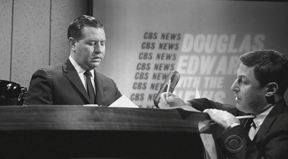 Douglas Edwards: The First and Forgotten Anchor | The Old TV