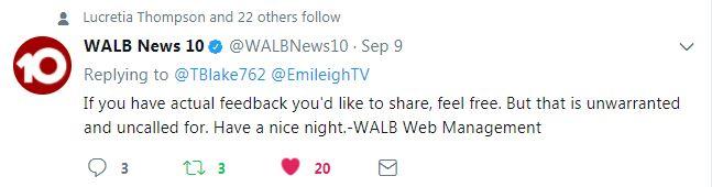 Emileigh Tweet 3