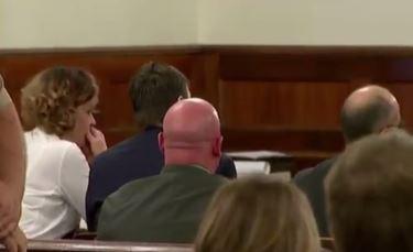 Zach Adams Sentencing