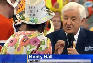 Monty Obit
